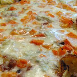 Pizza al Taglio alla Romana in Teglia